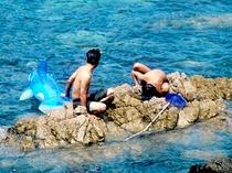 25海水浴