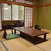 *【12畳和室(一例)】畳のお部屋でごゆっくりお寛ぎください。