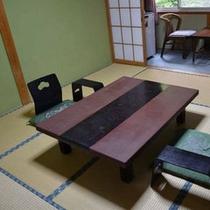 *【和室(一例)BT付き】畳のお部屋でごゆっくりお寛ぎください。