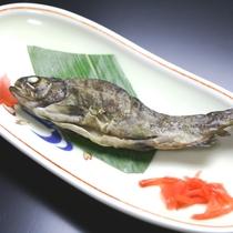 夕食一例_焼物