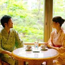 ◇ラウンジ おかみの紅茶◇