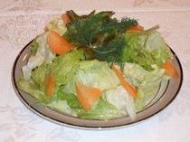 料理(サラダ)