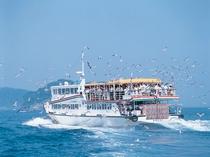 「みやこ浄土ヶ浜遊覧船」