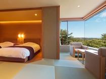 ビューバス付き和室ベッドツインルーム イメージ