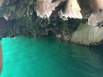 青の洞窟(さっぱ船)遊覧 洞窟