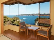 海側客室(和室10畳) イメージ