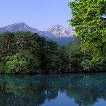 磐梯山と五色沼(車で90分程)