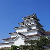 大河ドラマ「八重の桜」の舞台・会津藩の拠点として会津の歴史を見守ってきた鶴ヶ城