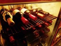 美味しいワインもご用意しております(⌒▽⌒)