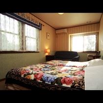【清潔感溢れる特別ツインルーム】