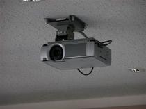 天井固定式プロジェクター