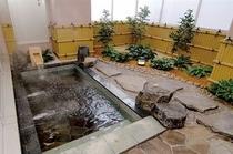 【浴室(男性)】《男性露天風呂》