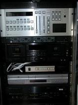 各種オーディオ機器類