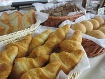 パンが主役の幸せ朝食