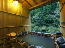 貸切露天風呂「紅葉の湯」