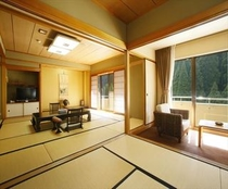 特別室「和室15畳+7.5畳+応接間4.5畳」