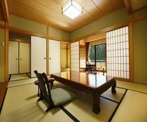 準特別室「和室10畳+6畳+応接間4.5畳」