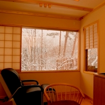 【和洋室】洋室(冬)
