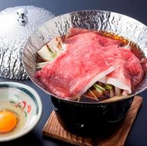 飛騨牛すき焼き小鍋