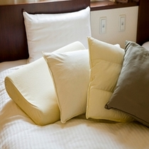 フロント貸出枕
