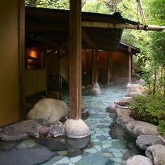 【和洋室プラン】和洋室でのんびり露天風呂を楽しむプラン(花の蔵・木の蔵)