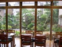 食堂からの眺め
