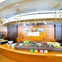 和洋食のバイキングです。1日の始まりは朝食から♪