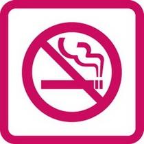 禁煙フロアは2F・3F・4F・6F・8Fです。