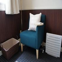 レディースルームは全室空気清浄機付きです