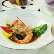 洋食コース一例3