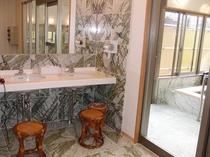 風呂洗面台