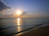 南房総鴨川の夕日