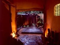 贅沢な露天風呂付き客室