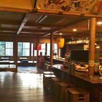 *お食事処/創業80年を誇る蕎麦屋が営む当館こそ味わえるお食事をごゆっくりお愉しみ下さい。