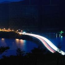 【夜景】東名高速道路