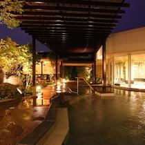 姉妹館ホテルウェルシーズン浜名湖内華咲の湯 石景の湯