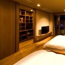 【天風の息吹】源泉かけ流し露天風呂付客室(1)