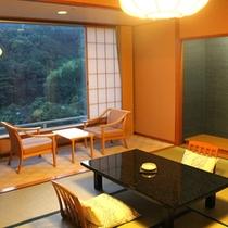 【和室10畳】 バス・トイレ付き -スタンダード-
