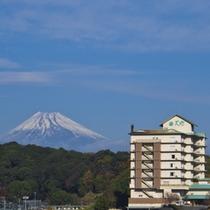 ホテル天坊全景