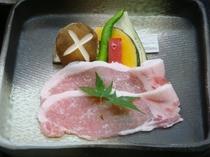 ワイン豚の麹焼き