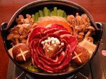 いのしし鍋