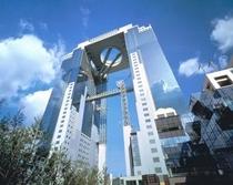 空中庭園展望台♪地上173mぐるり360°大阪の町を見下ろす。夜はロマンチック!絶景スポットに人気!