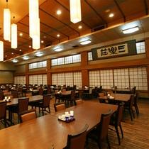 レストラン和久わく(本館ホテル三楽荘5階)