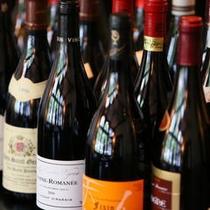 ■トロイメライならではの、厳選されたワインをお楽しみくださいませ