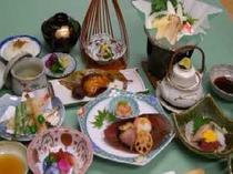 2007秋松茸会席