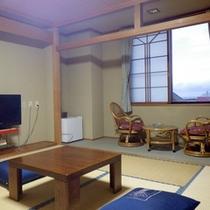 *【客室例】畳のお部屋で、足を伸ばしての〜んびり♪