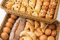 和洋ビュッフェ:パン①
