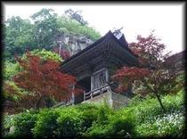 山寺・立石寺 松尾芭蕉の名句「閑さや 岩にしみ入 蝉の声」の舞台となった東北有数の霊山。