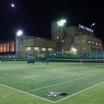 テニスコート(ナイター)