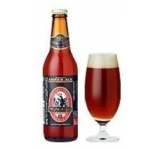【地ビール】サンクトガーレンの美しい琥珀色のアンバーエール。しっかりした飲み口です!